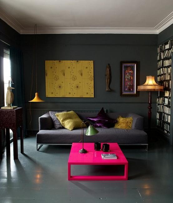 via-Polka Dots, Paris and Paint