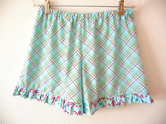 French Knickers...Peri Dot by Duni/ shop Etsy