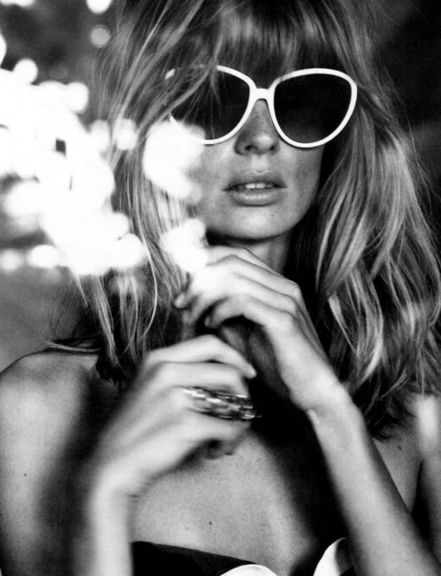 Vogue Germany 2012 Model: Julia Stegner via-the splash