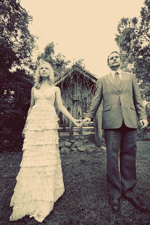 (vintage wedding dress)Katie Walker, shop Etsy-ktjean