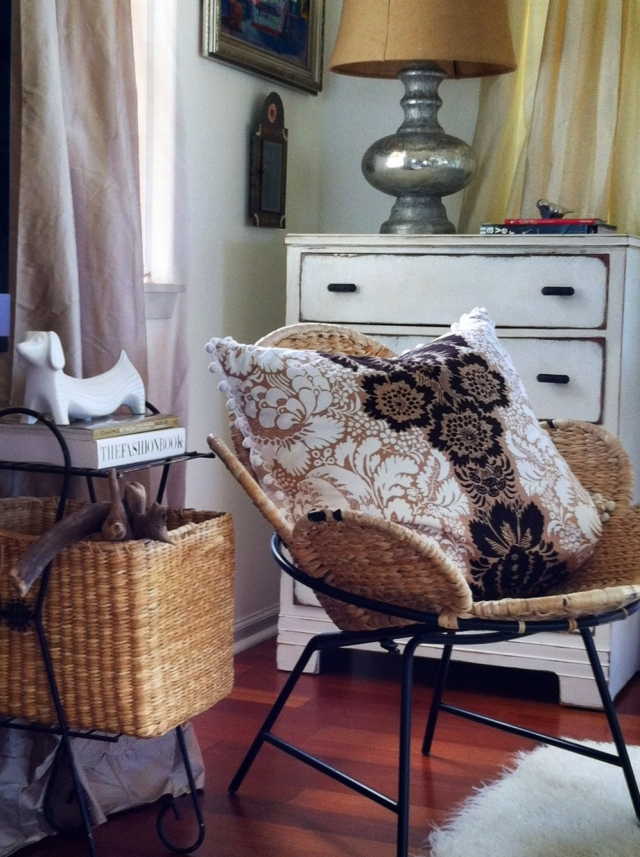 vintage Marimekko, Tuuli Design by Sheryl Bryant. photographed by Jamie Parker, F&N
