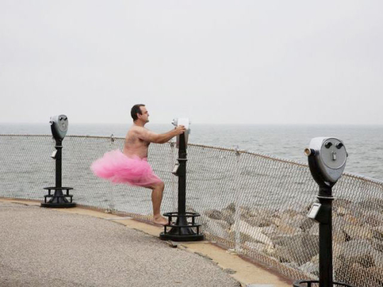 The Tutu Project-a beautiful story of one man's fight against breast cancer after his wife was diagnosed. Humorous and heartfelt. Please check out the Tutu Project.