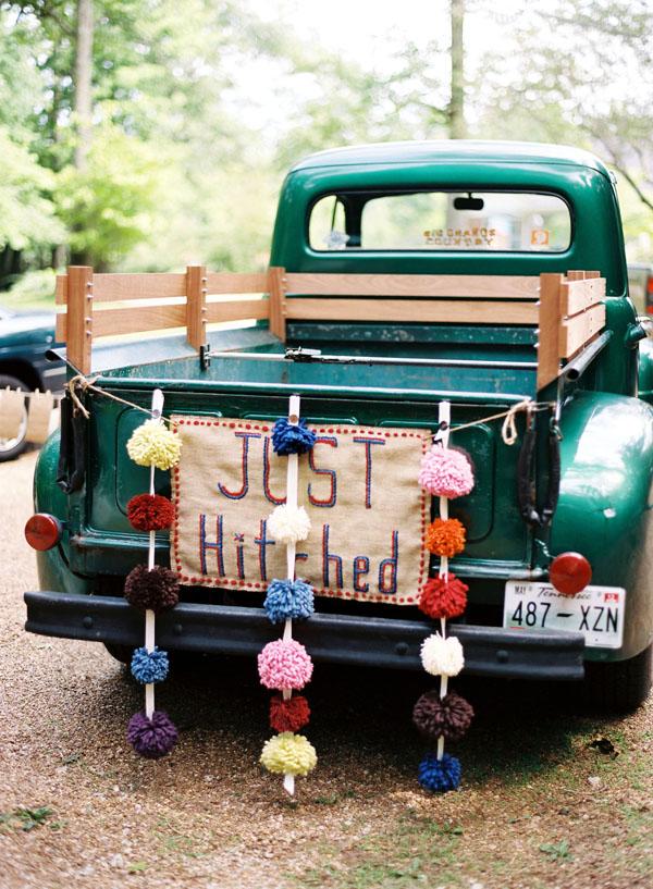 vintage truck via-Crush Cul De Sac