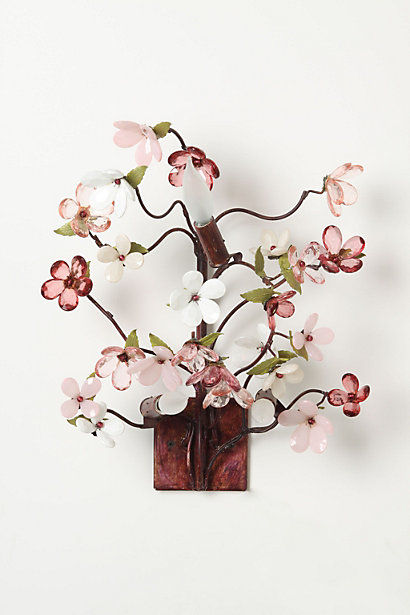 Eye of the Day-Sconce, Anthropologie