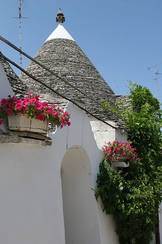 I Love You Trulli Feather And Nest Style