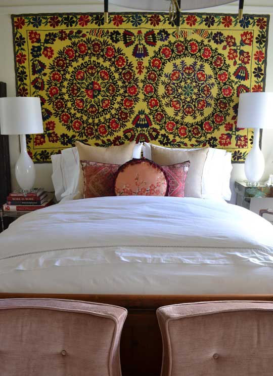 Eva's Eclectic and Elegant Pad via-Apartment Therapy
