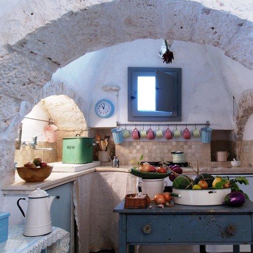 I love you trulli feather and nest style - Interior design bari ...