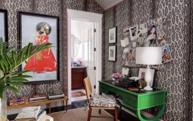 Gwyneth Paltrow and Chris Martin's new home. via A Detailed House, Profiled by Veranda Magazine