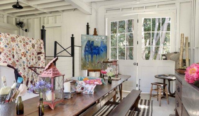 Gwyneth Paltrow's new home, via-A Detailed House