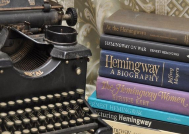 The Earnest Hemingway Home and Museum