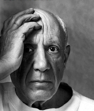 Pablo Picasso on Design via-Skuba