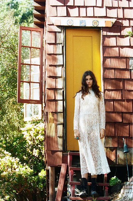 Anna Speckhart by Jason Lee Parry for Trendy Magazine. Pictures from Fashion Gone Rogue.