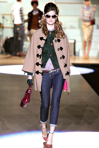 DSquared Fall 2012
